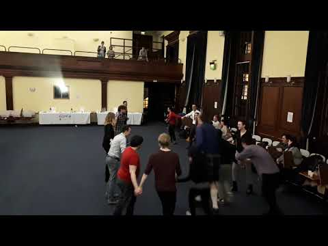 Shake Before Use - Physics-Themed Ceilidh Dance