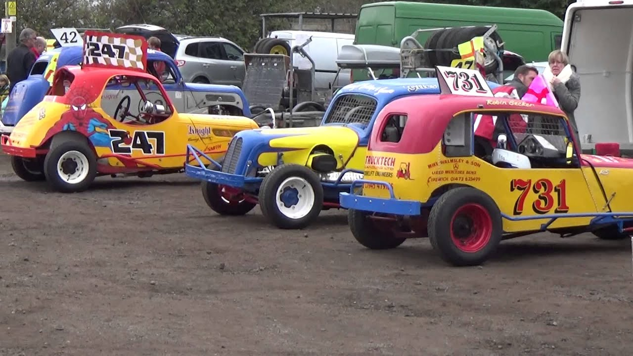Brisca heritage f1 f2 stock cars northampton for Stock car a couture 2015
