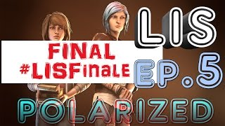 LIFE IS STRANGE EPISODE 5: Polarized ENDING SCENE | GAME FINALE | SACRIFICE ARCADIA BAY