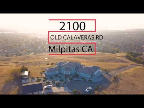 📍2100 Old Calaveras Road, Milpitas, CA, 95035 | David Azimi & Moe Khanghahi | INTERO Real Estate