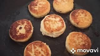 сырники творожники(cottage cheese pancakes)