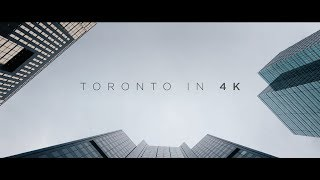 iPhone 8 Plus 4K Cinematic Footage 24&60fps [Shot in Toronto]