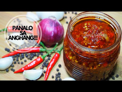 How to make homemade chili sauce