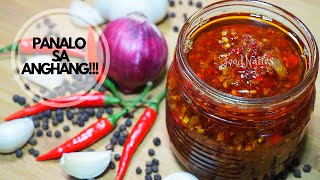 CHILI GARLIC SAUCE | EASY HOMEMADE CHILI GARLIC SAUCE