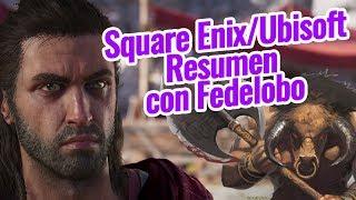 Resumen conferencia Square Enix/ Ubisoft E3 2018