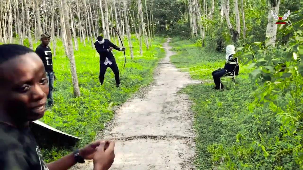 Mungu yuko wapi Episode 2 Behind the scene 1