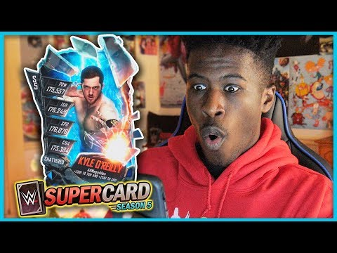 THE NOOB RETURNS! INSANE SHATTERED PACK OPENING!! | WWE SuperCard