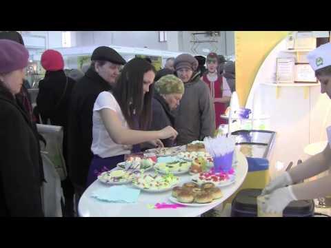 """В Тюмени открылась выставка """"АПК Продукты питания"""""""
