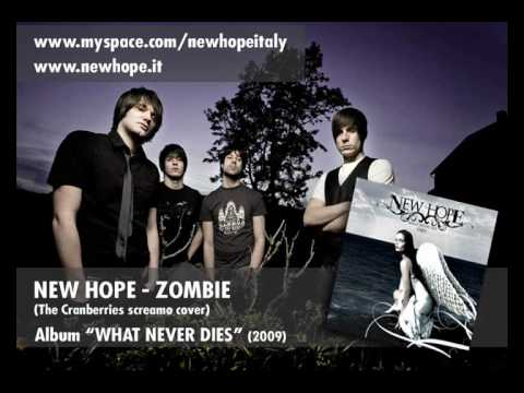 The Cranberries - Zombie (Screamo cover by NEW HOPE)