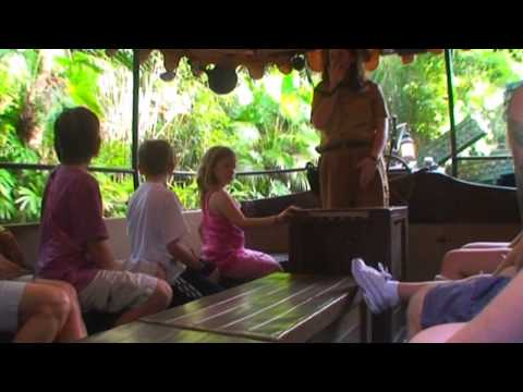 Jungle Cruise- Magic Kingdom