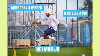 Neymar TRAINING - Individual Workout Drills and Fitness