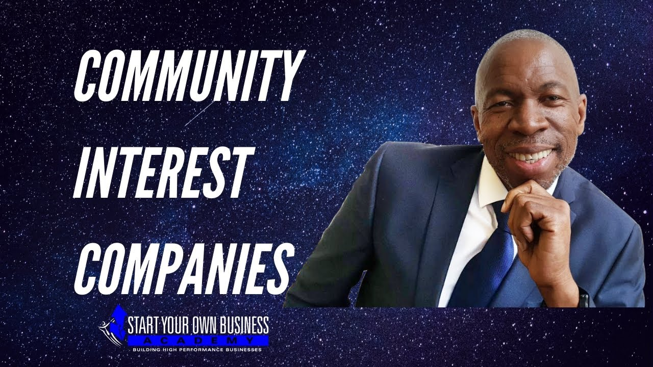 Business Structures In The Uk Community Interest