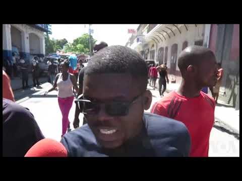 Manifestasyon Petro Caribe nan Okap