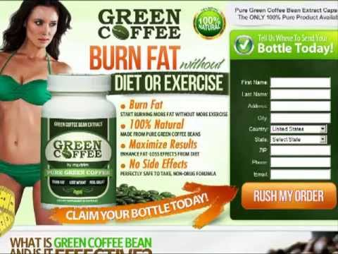 Top 5 Green Coffee Bean Extract Brands 2018