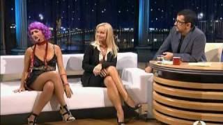 Silvia Saint Entrevista en Buenafuente - A3 - (4-10-2006) parte 1de2