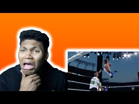 AJ STYLES IS THE BEST EVER FOR THIS!!!| Top 30 Moves Of AJ Styles| REACTION