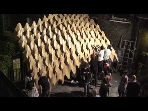 Architectural Association (AA) Canopy by Emtech_short version