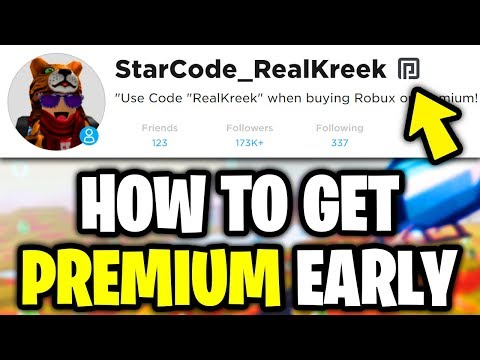 How To Get Roblox Premium Early Worked For Me Youtube - remainings roblox how to get robux with microsoft rewards