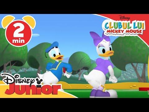 Să facem mișcare cu Clubul lui Mickey Mouse