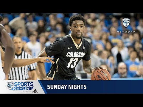 Recap: Colorado men's basketball gets first-ever win at Pauley Pavilion