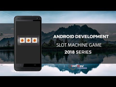 Android Studio Tutorial - Slot Machine Game