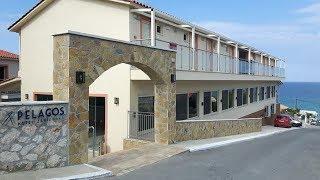 HOTEL PELAGOS ZANTE 4 ****  Zakynthos (Grecja)