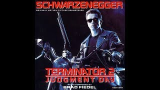 Terminator 2 OST Recreation - Unreleased Themes (Part 3)