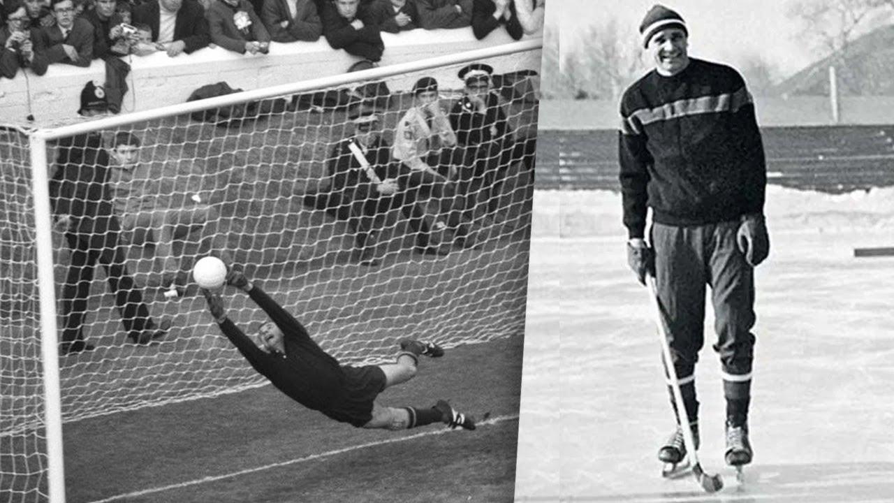 Dlaczego najlepszym bramkarzem piłki nożnej w XX wieku został bramkarz hokejowy?