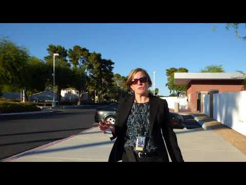F.B.I. Las Vegas ( PARANOID AGENT TOLD TO GET BACK IN HER CAR & GO HOME ) 1st Amend Audit