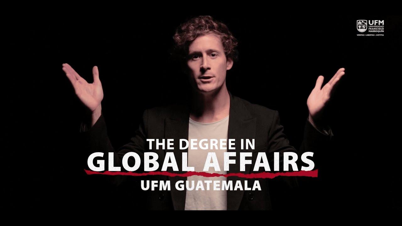 VIDEO PROMO ASUNTOS GLOBALES