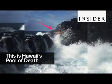 People are jumping into Hawaii's