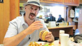 Burger One with Gus Waite