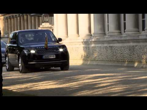 Jaguar Land Rover Celebrate the Coronation Festival