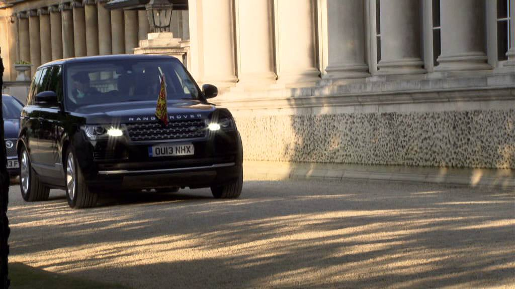 Jaguar Land Rover Celebrate The Coronation Festival Youtube