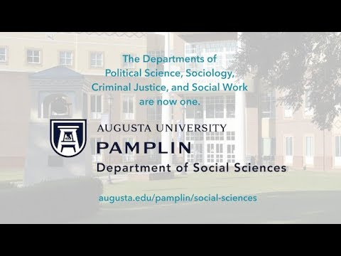 Introducing the Department of Social Sciences