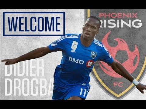 Welcome to Phoenix Rising FC, Didier Drogba
