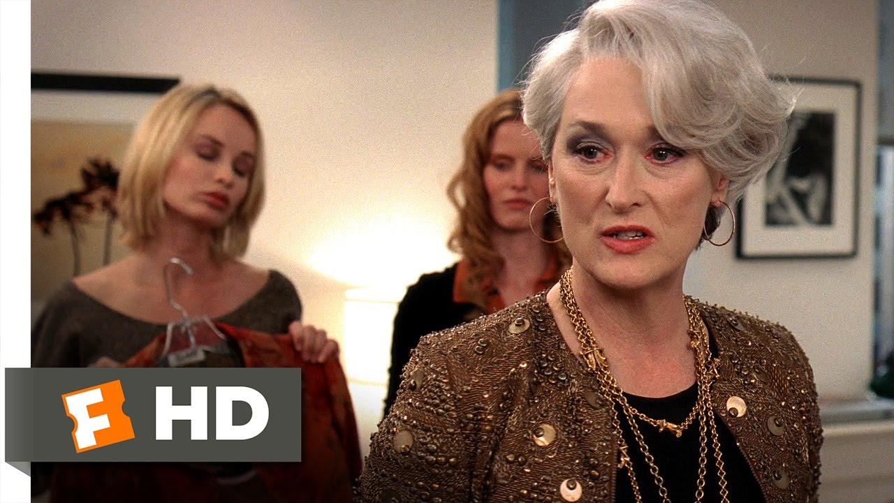 a5c510c78 Man Recreates Iconic Devil Wears Prada Scene | Time