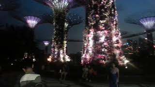 싱가폴여행.마리나베이센즈호텔.가든스바이더베이 공원.소산…