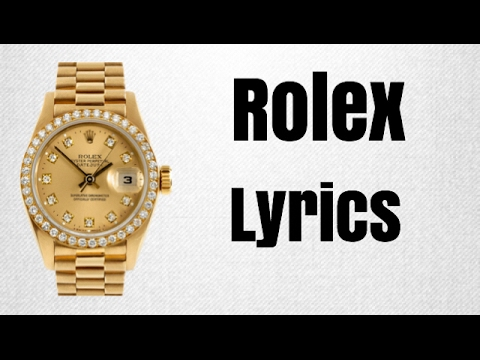 ROLEX LYRICS By Ayo & Teo