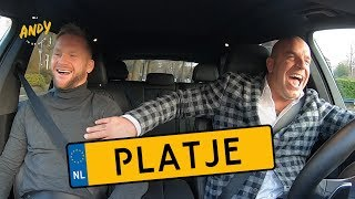 Melvin platje - Bij Andy in de auto! (English subtitles)