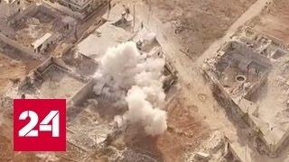 Евгений Поддубный. Эксклюзив из Алеппо