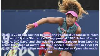 The Latest On Naomi Osaka, Japan's New Tennis Titan