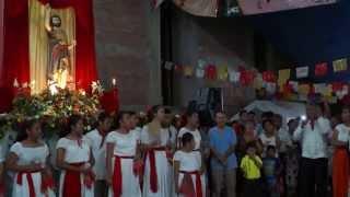 Salutaciones a San Juan Bautista en Tuxtepec