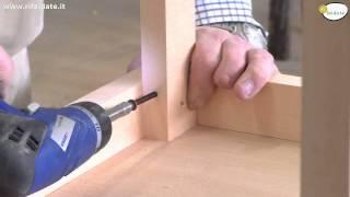 Come realizzare un tavolino parte 2