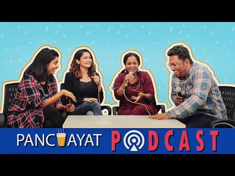 Panchayat Podcast Ep.5 Ft. The Women of TCF  || The Comedy Factory