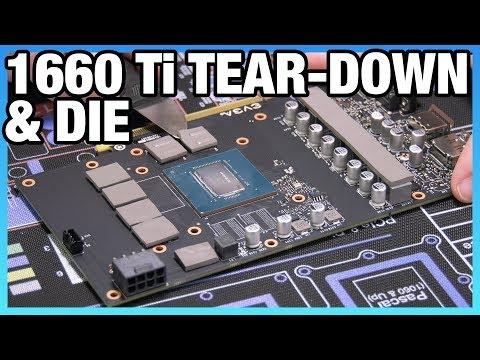 EVGA GTX 1660 Ti XC Tear-Down & TU116 Die Shot | SuperNewsWorld com