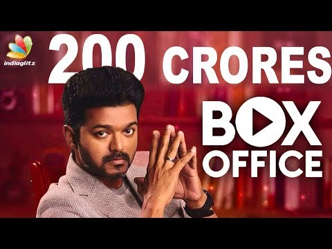 Sarkar Enters 200 Crore Club in 6 Days | Box Office Collection | Vijay & A.R.Murugadoss