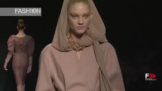 DONNA KARAN  Autumn Winter 2011-12 New York pret a porter women - Fashion Channel