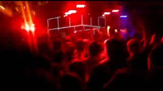 Skrillex - Scatta @ Social club, Paris 2011