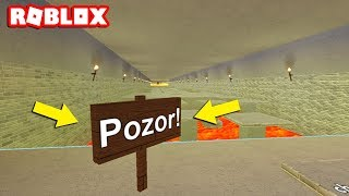 I'm going to SAVE MYSELF (Roblox maps from You)